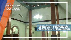 Masjid Bungkuk Malang, Asal Kata Nama Bungkuk
