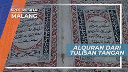 Al Quran Tulisan Tangan, Peninggalan KH Muhammad Tohir, Malang