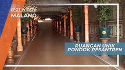 Berkeliling Pondok Pesantren Goib di Turen Malang