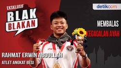 Blak-blakan Rahmat Erwin Abdullah: Menebus Kegagalan Ayah