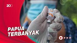 Begini Sorotan WHO Soal Ketimpangan Vaksinasi Nakes di Indonesia