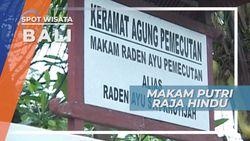 Makam Raden Ayu Pemecutan Denpasar Bali