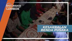 Kesakralan Benda Pusaka Dari Lombok