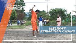Gasing, Permainan Tradisional yang Unik di Gorontalo