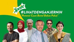 Project #LihatDenganJernih, Langkah SPRITE Capai World Without Waste