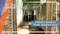 Pulau Kayangan. Karantina Pemberangkatan Jemaah Haji Pada Zaman Kolonial