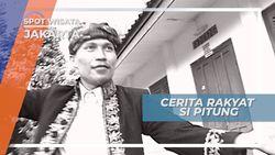 Cerita Rakyat si Pitung, Dari Betawi