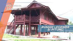 Rumah Legenda si Pitung di Marunda Jakarta