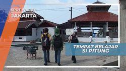 Masjid Marunda Jakarta Didirikan Pangeran Jayakarta, Tempat Si Pitung Menuntut Ilmu