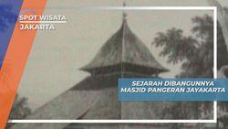 Masjid Pangeran Jayakarta, Menghormati Sang Penyebar Islam, Jakarta