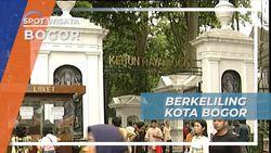 Wisata Kota Bogor yang Asri dan Sejuk