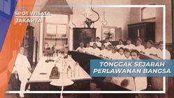 Wisata Edukasi Kota Tua Jakarta, Mengenang Sejarah Perlawanan Bangsa