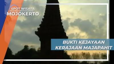 Sejarah Panjang Mojokerto, Benda Peninggalan Kejayaan Majapahit