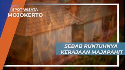 Sejarah Panjang Mojokerto, Akhir dari Kejayaan Majapahit