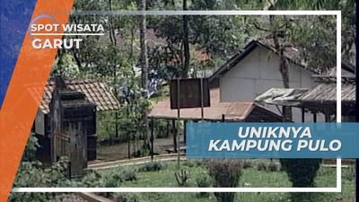 Berkunjung ke Komplek Rumah Adat Kampung Pulo Garut