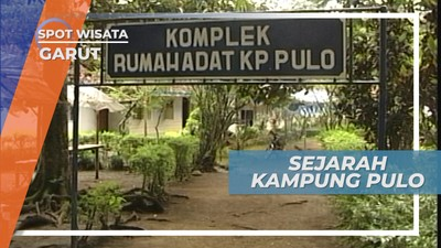 Kampung Pulo Garut, Rumah Bagi Keturunan Embah Dalem Arif Muhammad