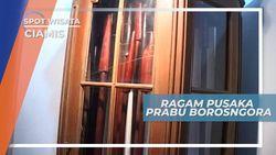 Pusaka Prabu Borosngora, Tersimpan Rapi di Museum Bumi Alit Ciamis