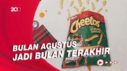 Selamat Tinggal! Cheetos, Lays dan Doritos Tak Lagi Dijual di Indonesia
