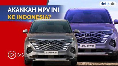 Cocok Buat Tantang Innova, Akankah Hyundai Custo Hadir di Indonesia?