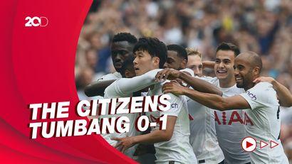 Son Heung-min Bawa Tottenham Menang atas Man City