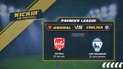 Prediksi Arsenal VS Chelsea Bersama AIS Palu dan CISC Pekanbaru