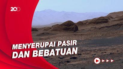 Melihat Panorama Permukaan Mars dari Dekat