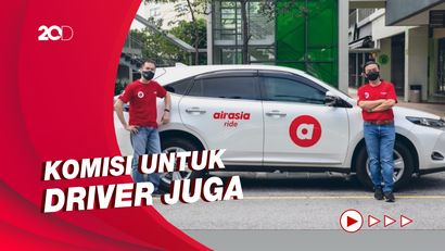 Yang Bikin AirAsia Ride Beda dari Grab dan Gojek