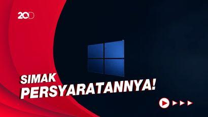 Siap-siap! Windows 11 Akan Tersedia 5 Oktober