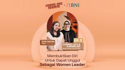 NSS Live IG x BNI EP.3 Bersama Direktur Bisnis Konsumer BNI: Buktikan Diri Unggul Sebagai Women Leader