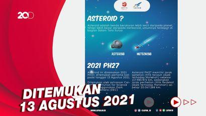 Kenalan Sama Asteroid Tercepat di Tata Surya, Yuk!