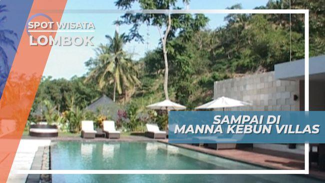 Penginapan Nyaman di Senggigi, Lombok