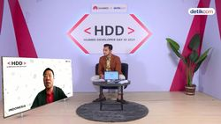 HDD 2021 Strategi Huawei Percepat Pertumbuhan Ekosistem Digital