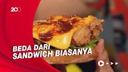 Bikin Laper: Mencoba Sandwich Ciabatta Khas Italia