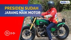 Motor-motor Custom Jokowi Hilang dari LHKPN, Kemana Perginya?