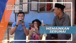 Serunai, Alat Musik Tiup Tradisional Khas Sumbawa