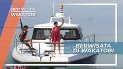Berwisata di Wakatobi Sulawesi Tenggara