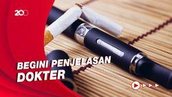 Rokok Elektrik Vs Rokok Konvensional, Mana yang Lebih Berbahaya?