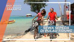 Sewa Sepeda, Fasilitas yang Digemari Wisatawan Pulau Tidung, Jakarta
