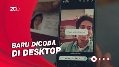 WhatsApp Kembangkan Fitur Baru: Kirim Foto Jadi Stiker