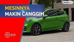 Ingat Ford Fiesta di Indonesia? Ini Wujudnya Sekarang di Eropa