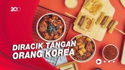 Mogoyo Suguhkan Rasa Autentik Korean Street Food