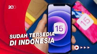 Fitur Baru yang Ditawarkan iOS 15