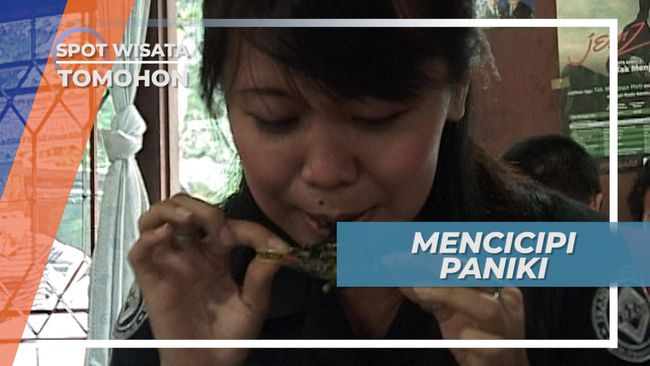 Mencicipi Paniki, Kuliner Masakan Sendiri Berbahan Dasar Kelelawar Khas Kota Tomohon Minahasa