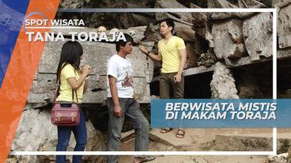 Melihat Dari Dekat Peti Makam Untuk Keluarga di Tana Toraja Sulawesi Selatan