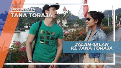 Tana Toraja, Kota Eksotis dengan Puluhan Destinasi Wisata