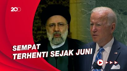 AS Minta Iran Kembali Dialog Negosiasi Program Nuklir