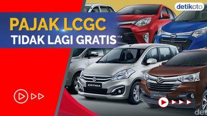 Harga Mobil LCGC Naik Terus, Masih Ada yang Minat Beli?
