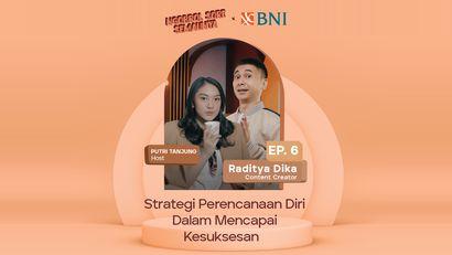 NSS Live IG x BNI EP.5 Bersama Raditya Dika : Strategi Perencanaan Diri Dalam Mencapai Kesuksesan