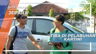 Menuju Pulau Karimunjawa Melalui Pelabuhan Kartini Jepara Jawa Tengah