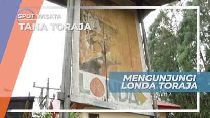 Goa Londa Tana Toraja, Tempat Untuk Menyimpan Jenazah Para Leluhur